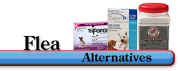 Flea Alternative Products