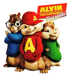 Alivin and the Chipmunks