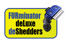 Deluxe Deshedders