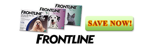 Frontline Flea Sale