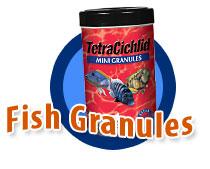 Tetra Fish Granules