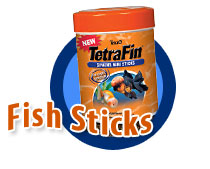 Tetra Fish Sticks