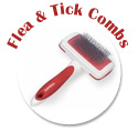 Flea & Tick Combs