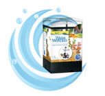 Water Wonders Aquarium Kit  Black (1.5 gallon) 