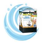 Water Wonders Aquarium Kit � Black (1.5 gallon)