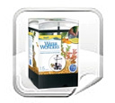 Water Wonders Aquarium Kit  Black (1.5 Gal)